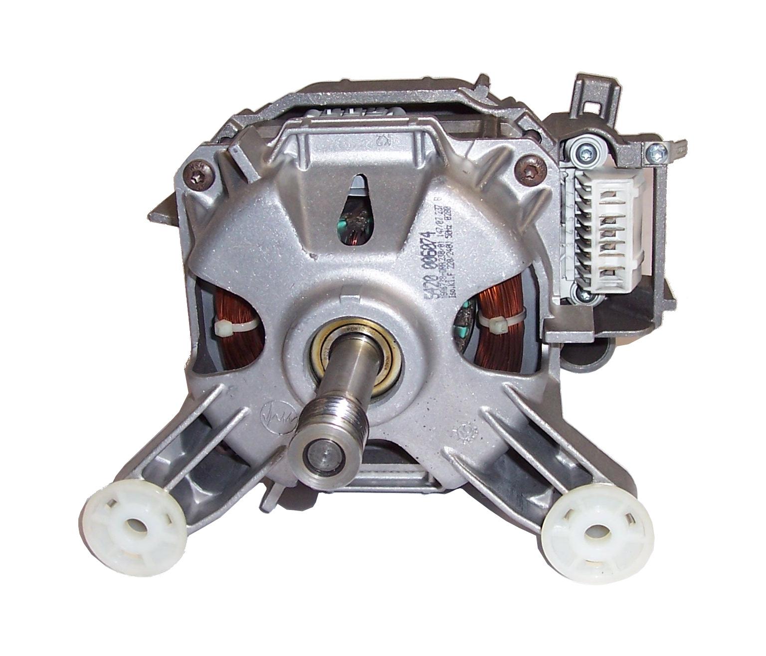 Bosch waa24161gb 01 washing machine motor 5420006074 for Motor for bosch washing machine