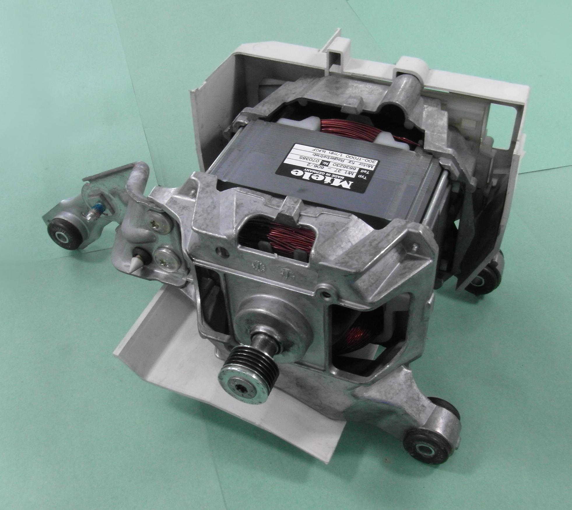 Miele W522 Premier 520 Washing Machine Motor Mrt 37 606 2