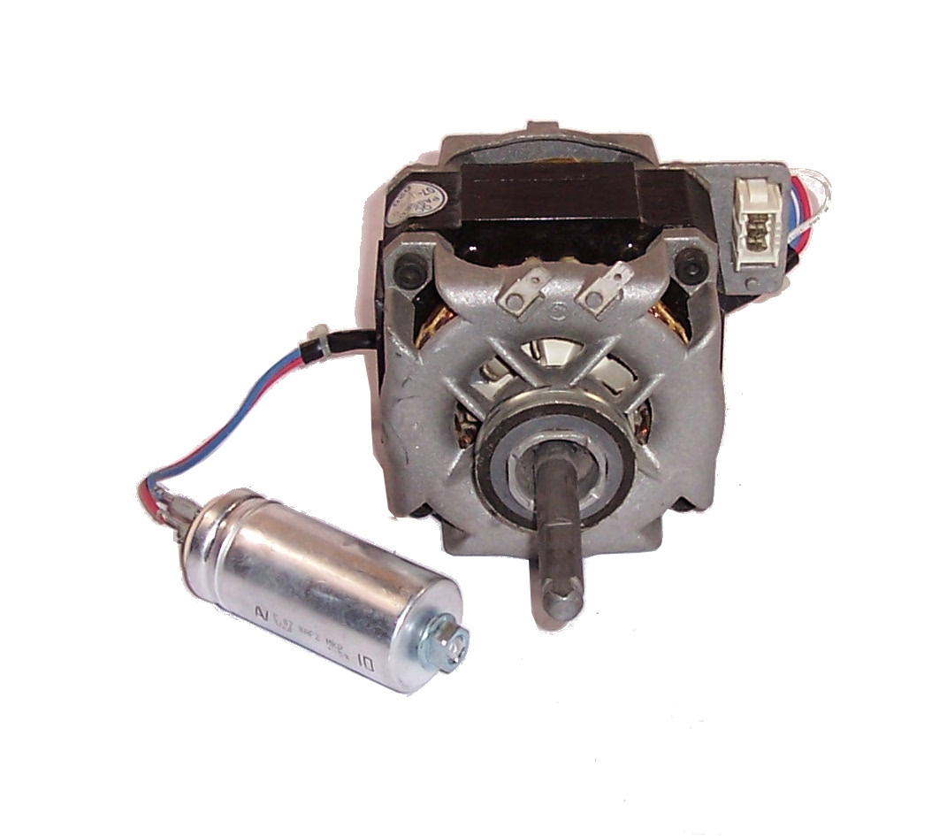 Whirlpool Motor With Capacitor For Awz2303 Tumble Dryer Ebay