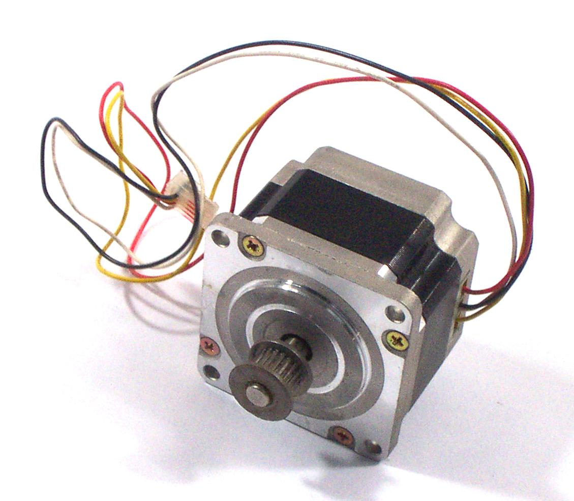 Stp 58d111 Zebra S600 Thermal Printer Stepper Motor 77788