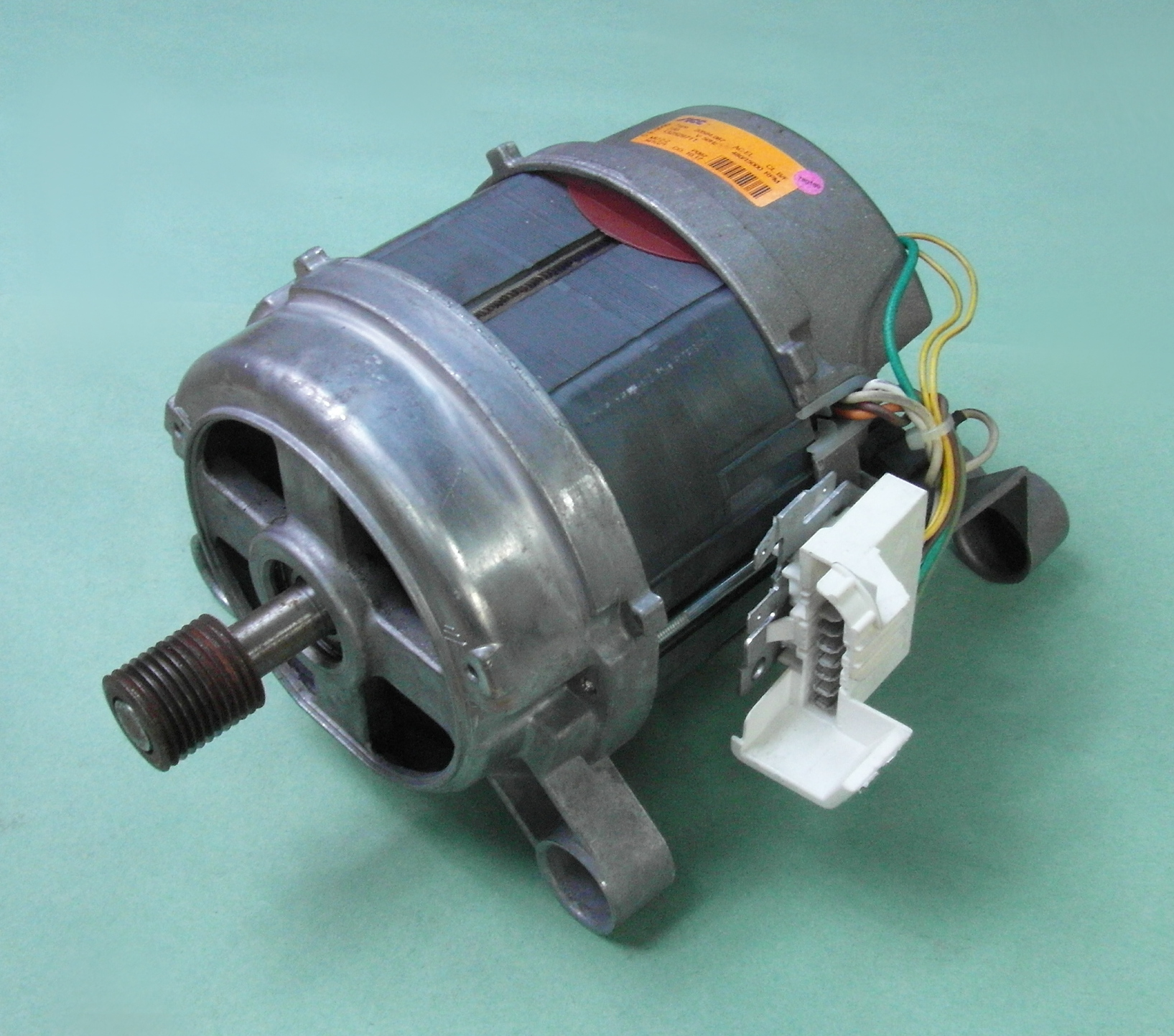 Zanussi zwf14070w1 washing machine motor acc type 20584 for Washing machine motor repair