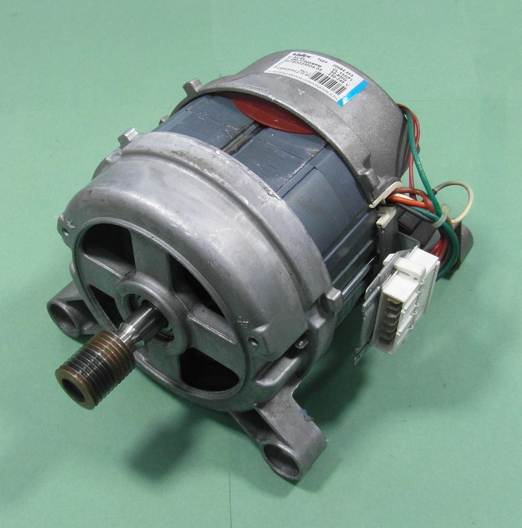 Hotpoint Wdl540g Uk C Washer Dryer Motor Nidec