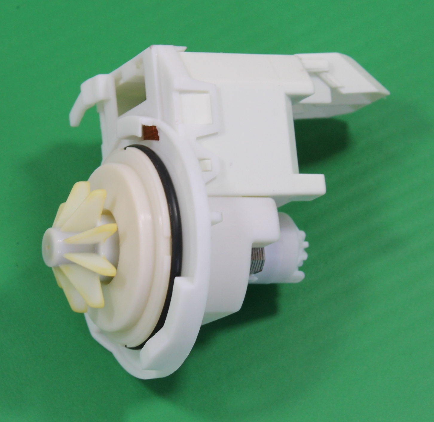 Bosch classixx sgs45c02gb 02 dishwasher drain pump kebs100 110 ebay - Bosch dishwasher pump not draining ...