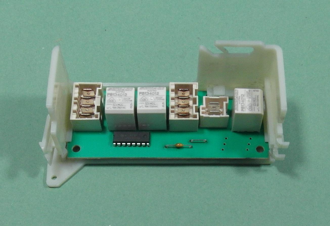 Washing Machine Controls : Bosch exxcel wvt sgb washing machine control module