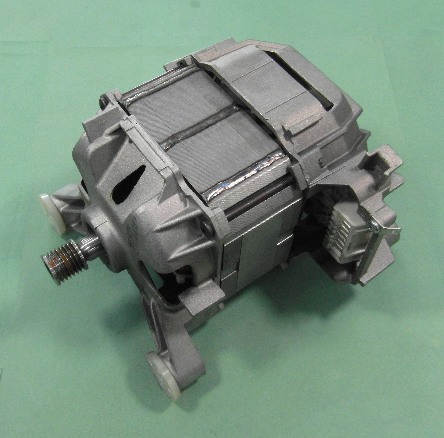 Lavadora Bosch Avantixx 6 Wae24366gb Motor