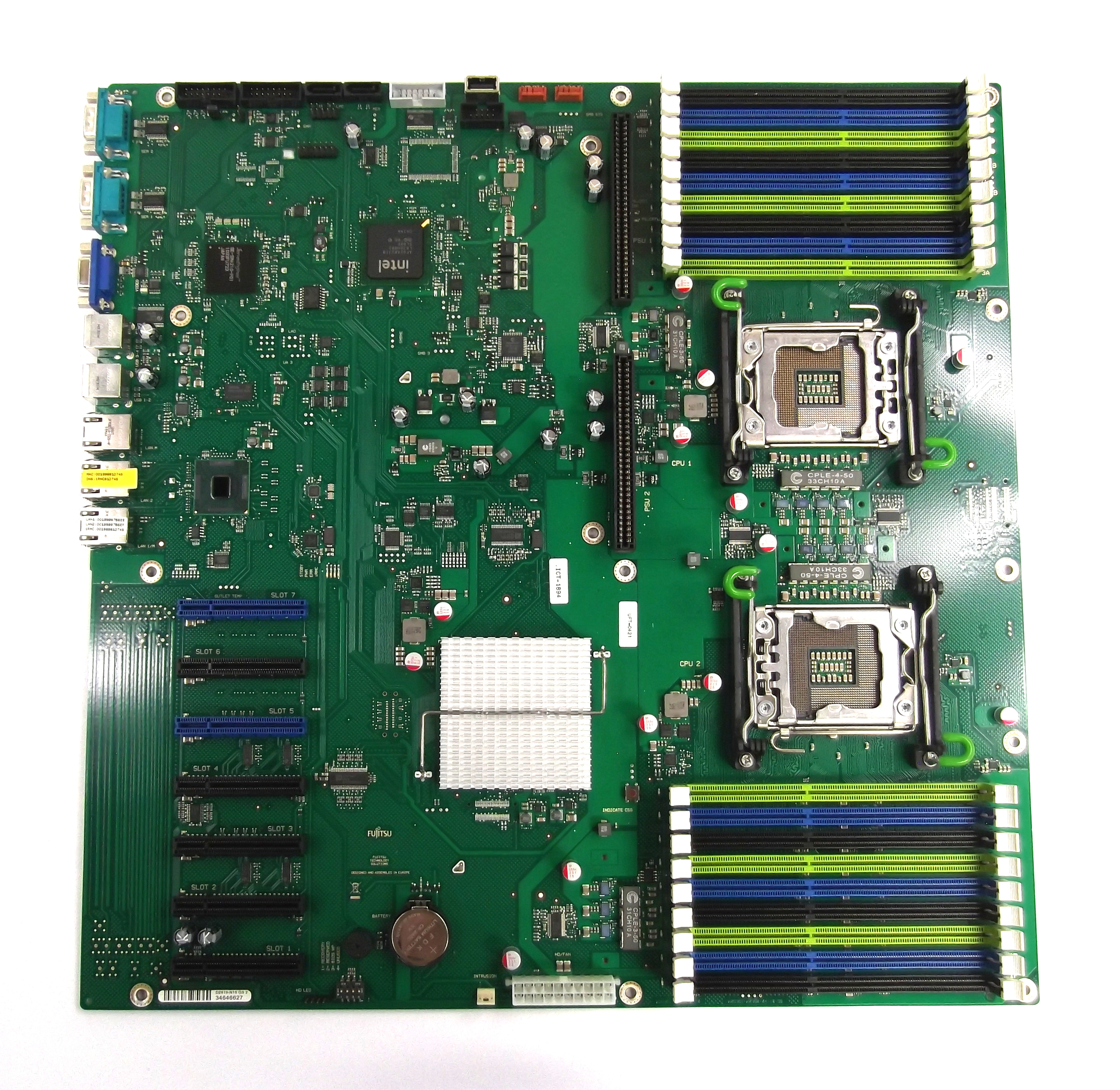 fujitsu primergy rx300 s6 manual