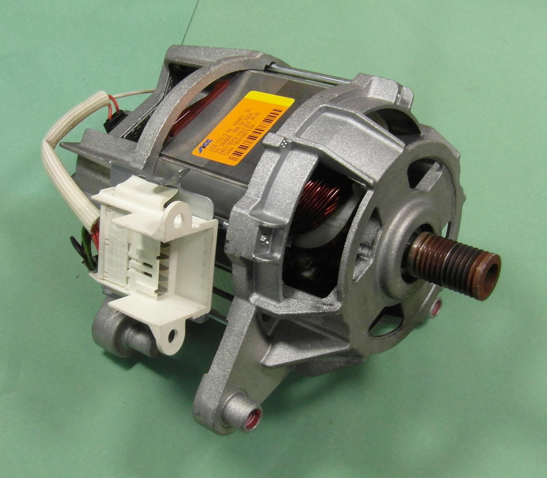 Hotpoint Aquarius Wd440 Washer Dryer Motor Acc Uoz 112 G