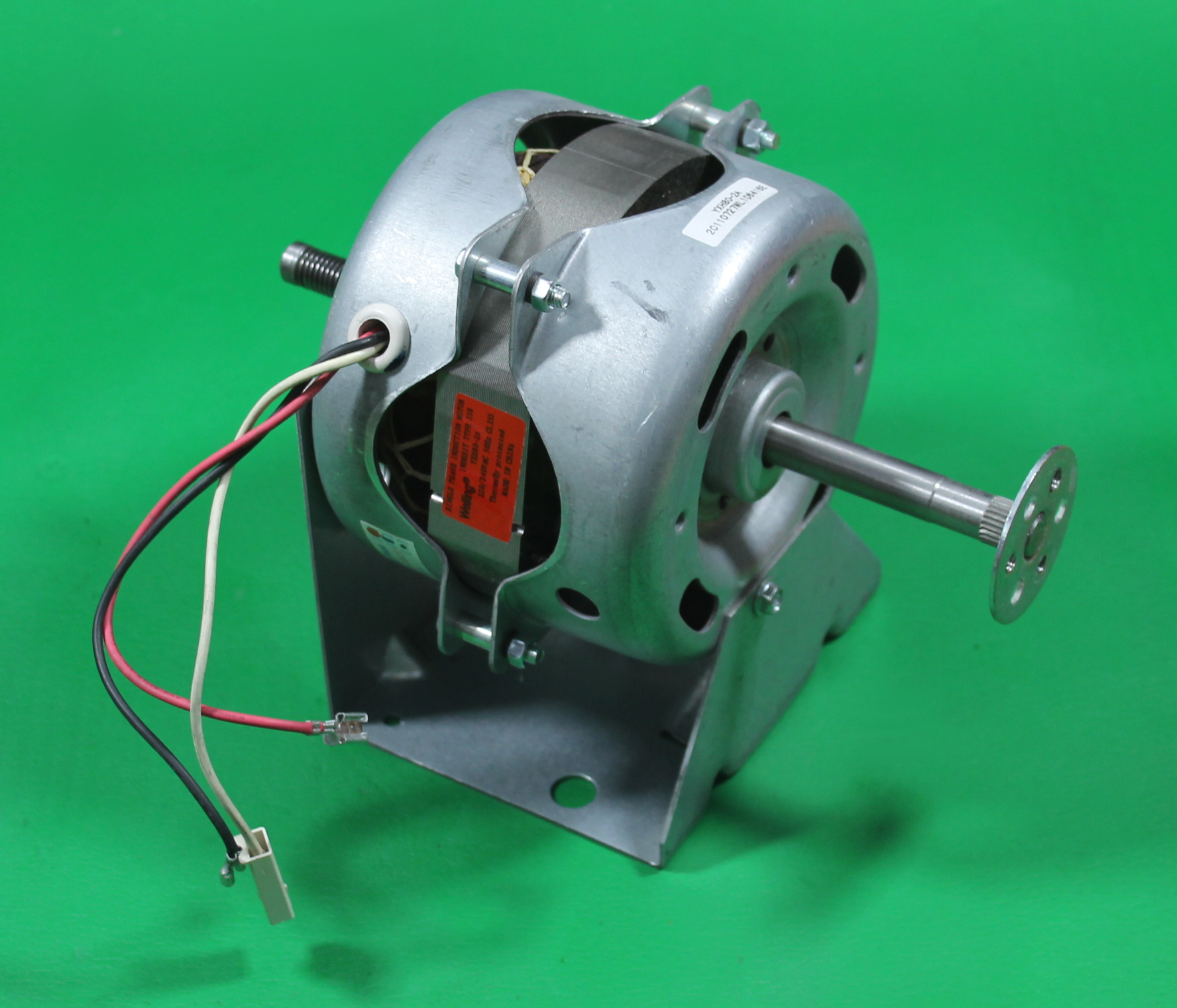 Hotpoint Tvm570 Tumble Dryer Motor Welling Yxh80 2a Ebay