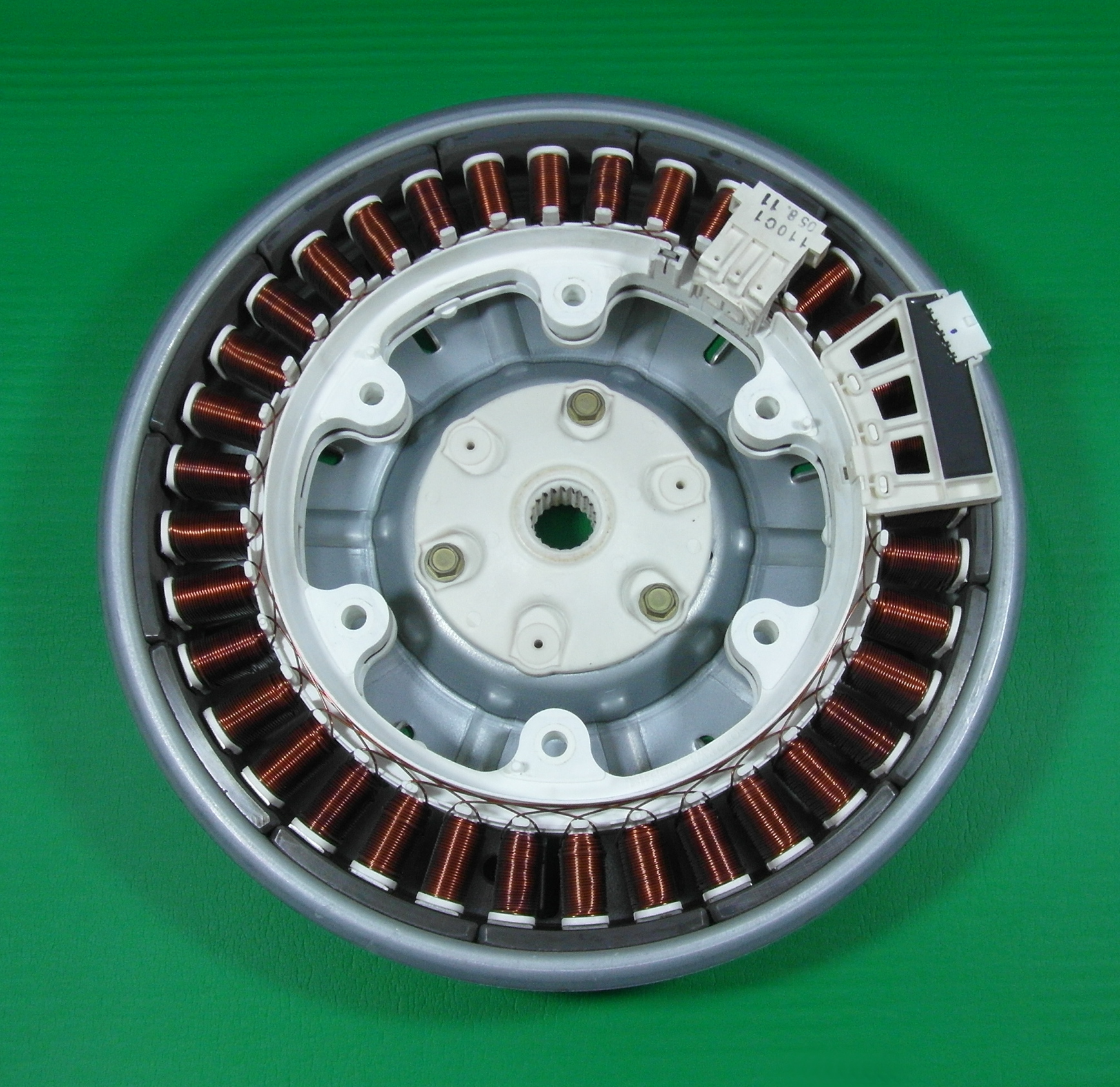 Lg wm 13220fd washing machine direct drive rotor motor for Lg washing machine motor price