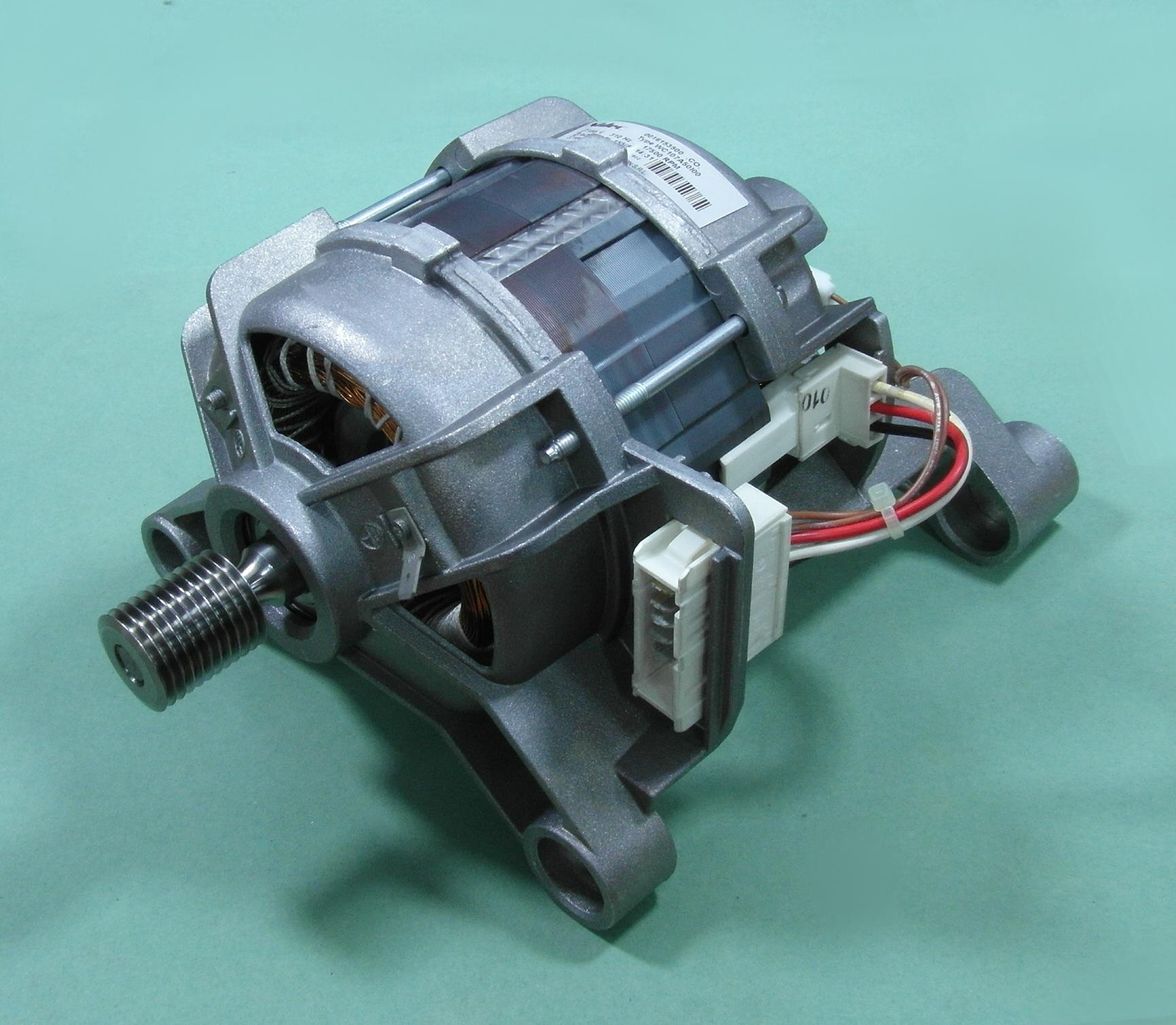 Hotpoint Wdl5290 Washer Dryer Motor Nidec Type Wc107a50i00