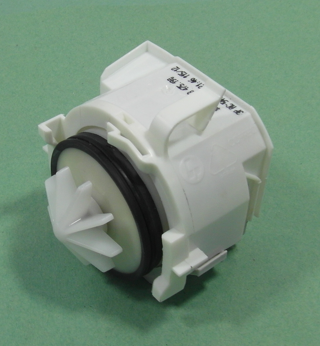 Bosch sms40t42uk 23 dishwasher drain pump ebay - Bosch dishwasher pump not draining ...