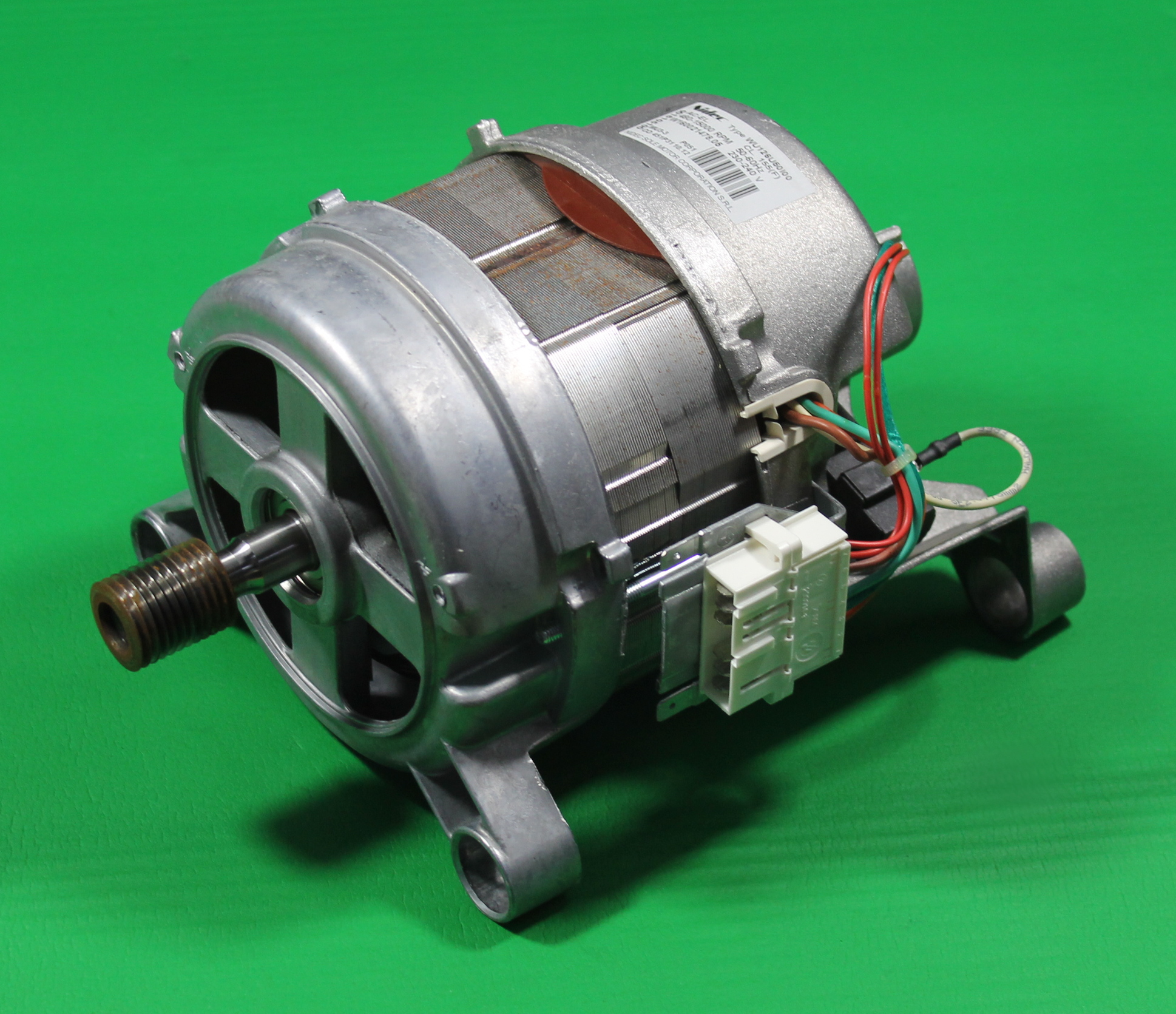hotpoint he7l252 washing machine motor nidec wu126u50i00