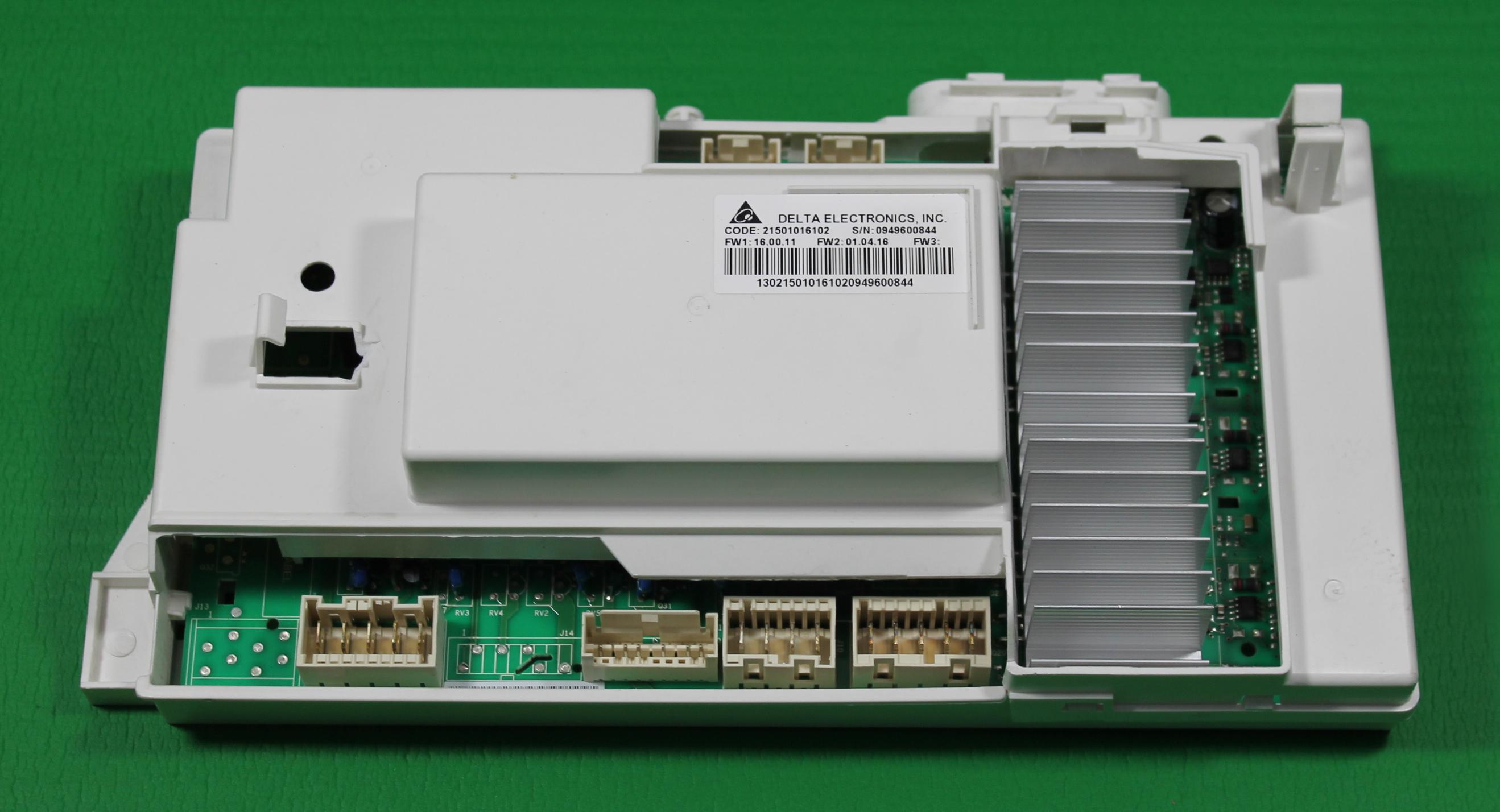 Washing Machine Controls : Hotpoint bhwm washing machine pcb main control module