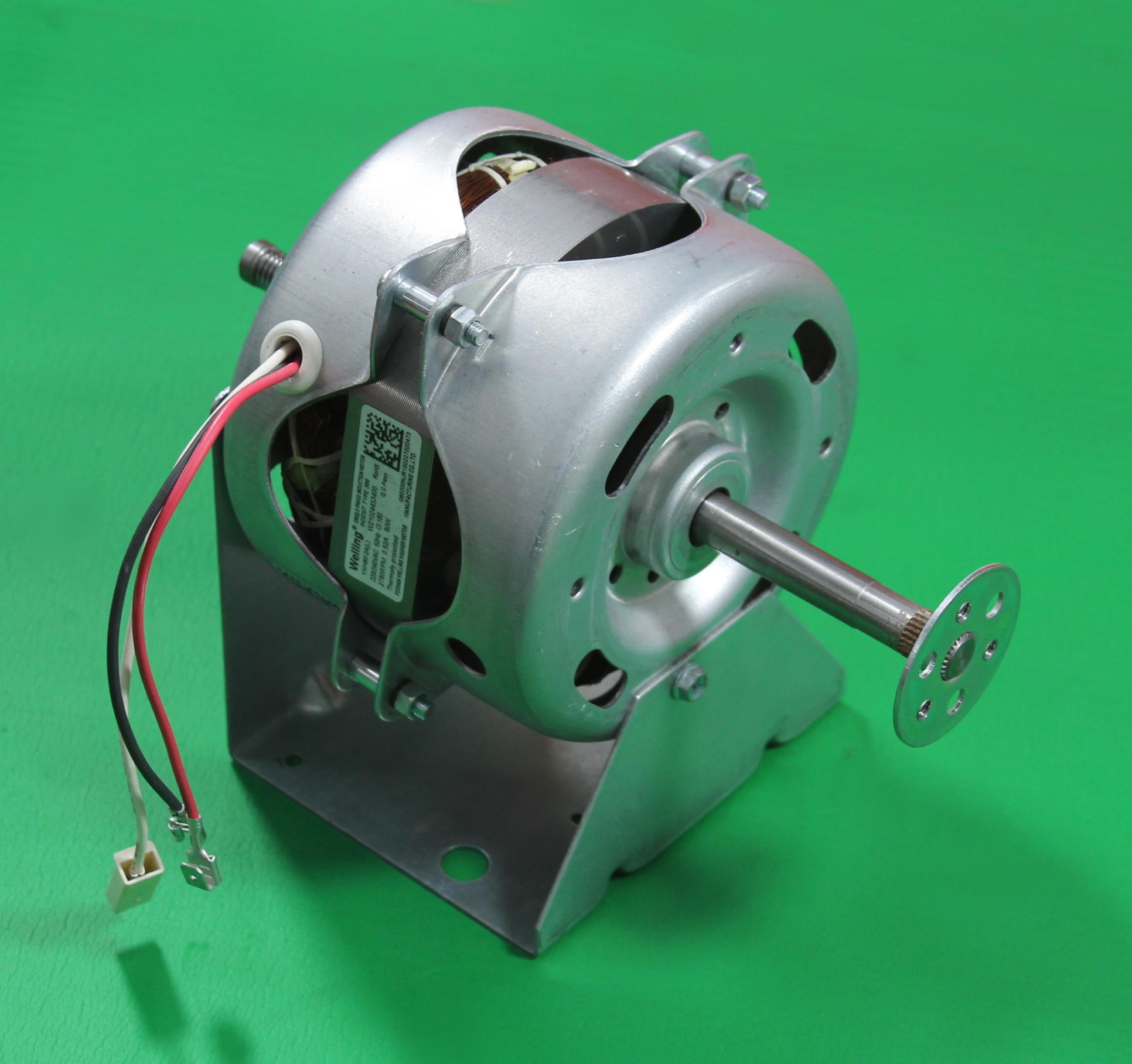 Hotpoint Tvhm80 Tumble Dryer Motor Welling Yxh80 2a L Ebay