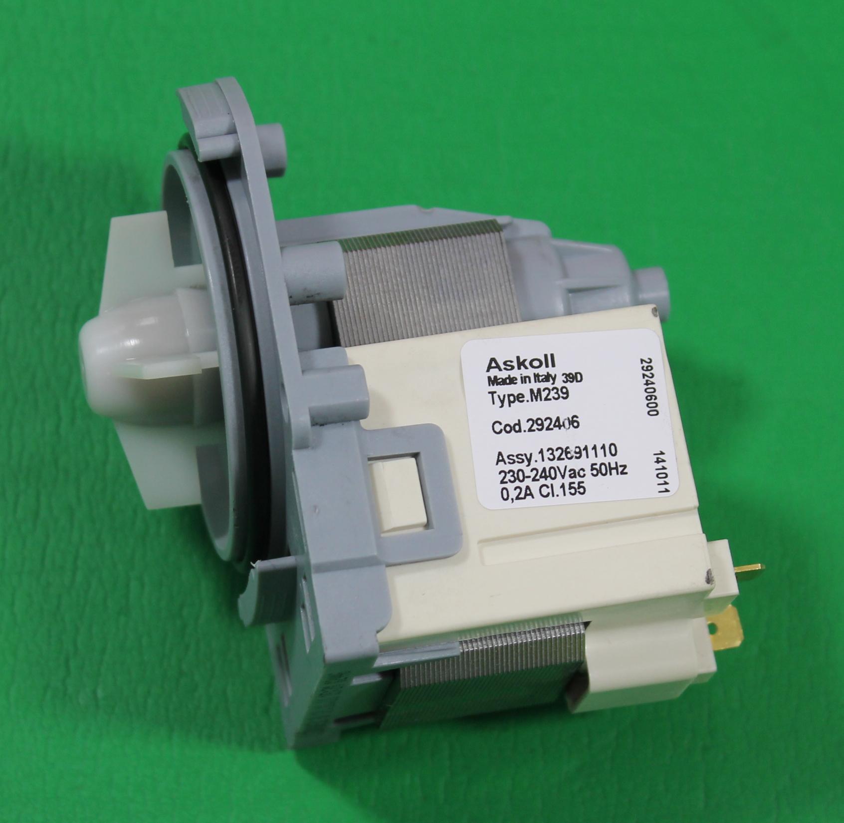 Electrolux Washing Machine Drain Pump Photos