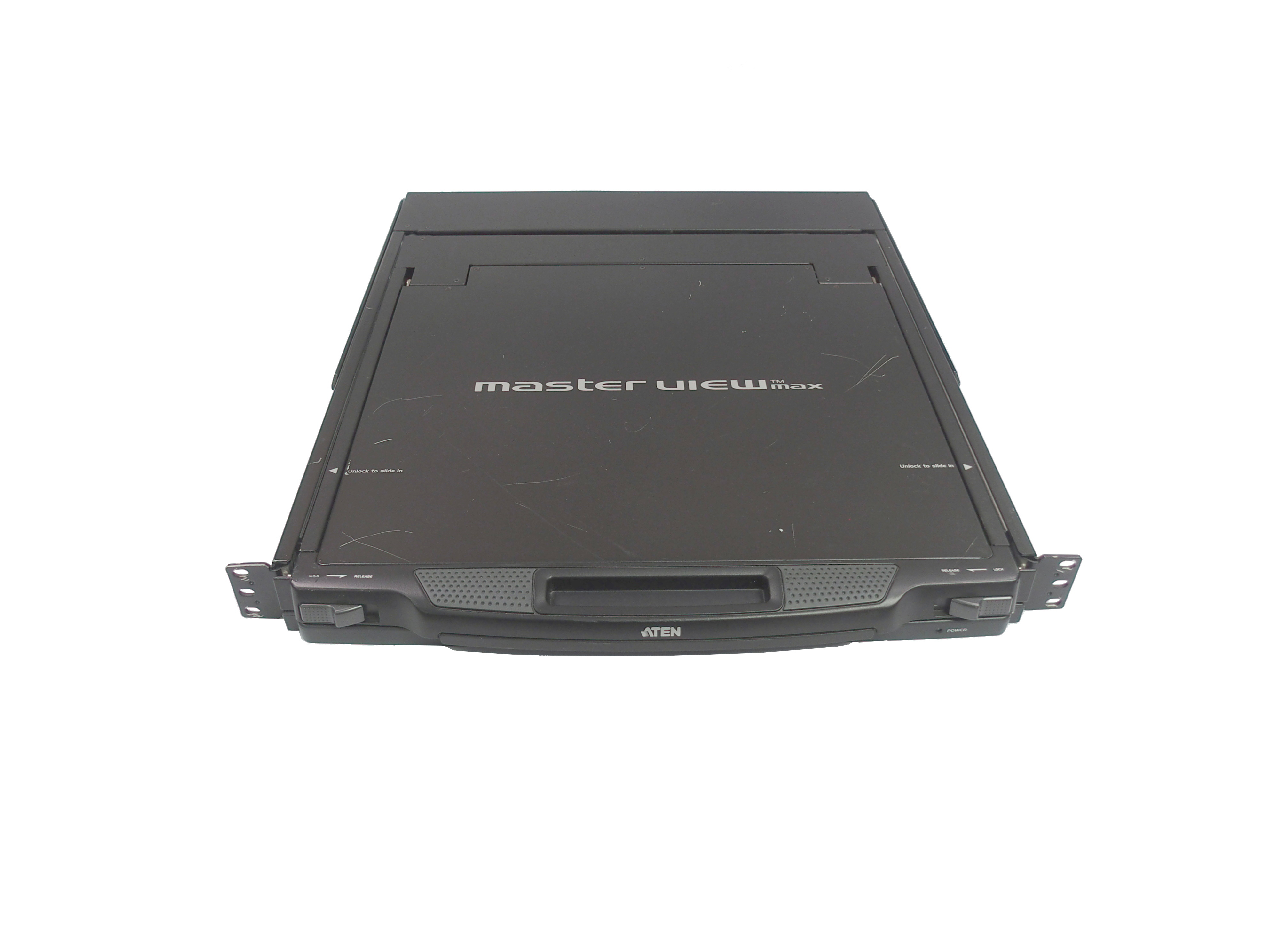 masterview max slideaway lcd kvm switch manual