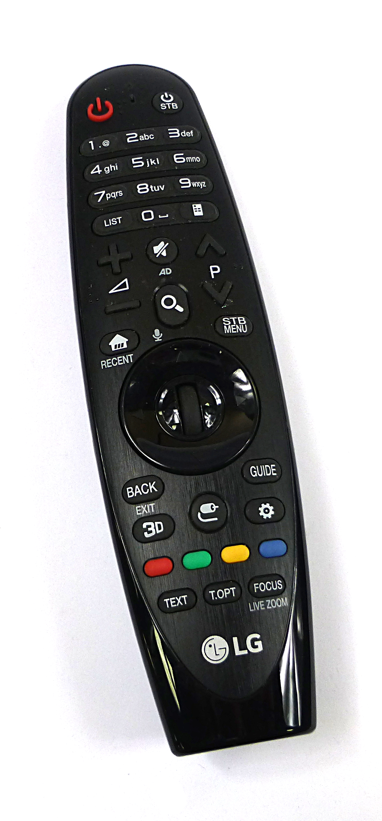 how to fix lg remote control