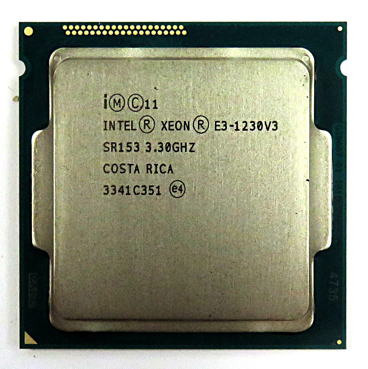 intel xeon e3 1230 v3 sr153 3 3ghz 8mb 8 core socket lga1150 haswell cpu. Black Bedroom Furniture Sets. Home Design Ideas