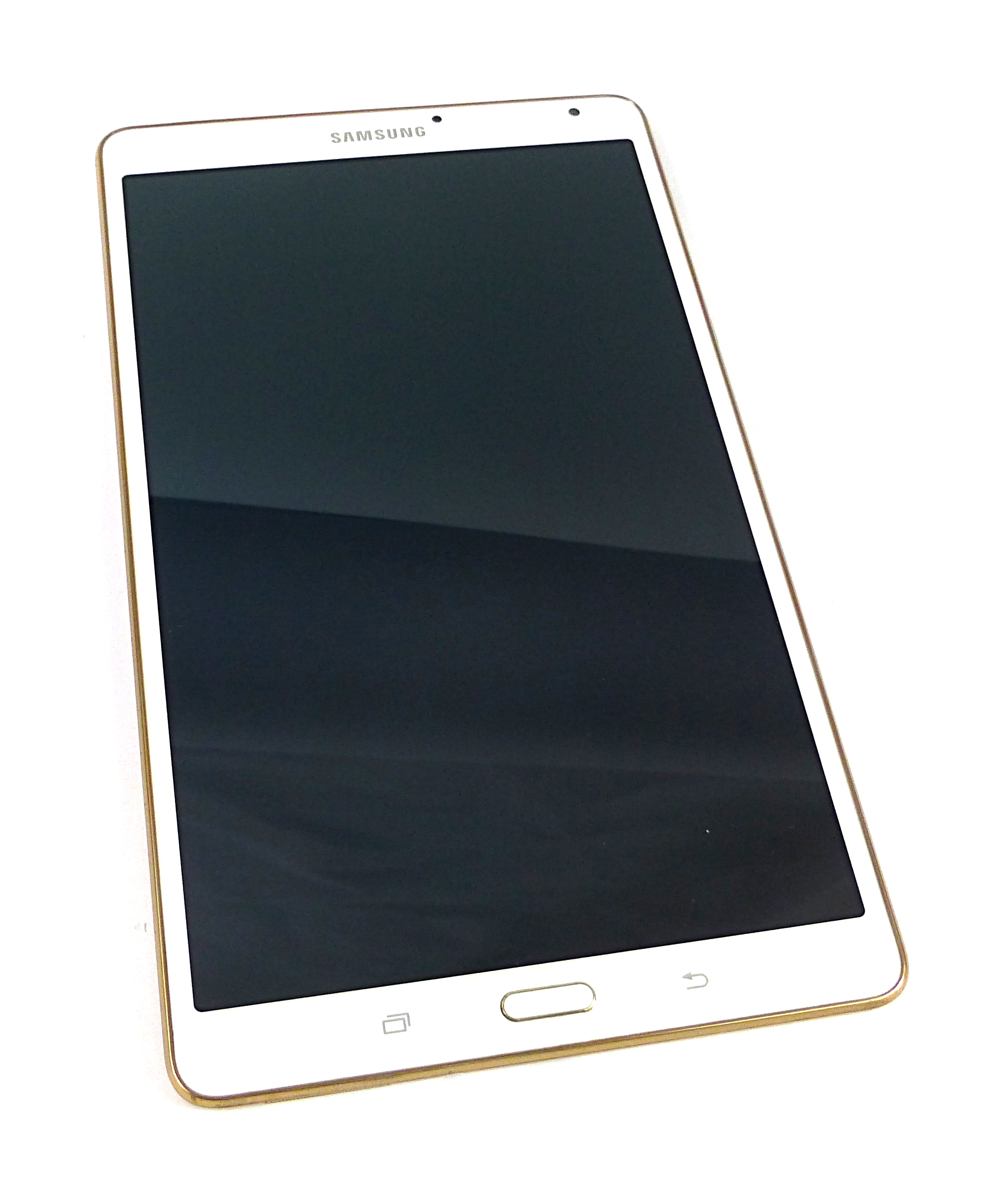 samsung galaxy tab s 8 4 sm t700 16gb white. Black Bedroom Furniture Sets. Home Design Ideas