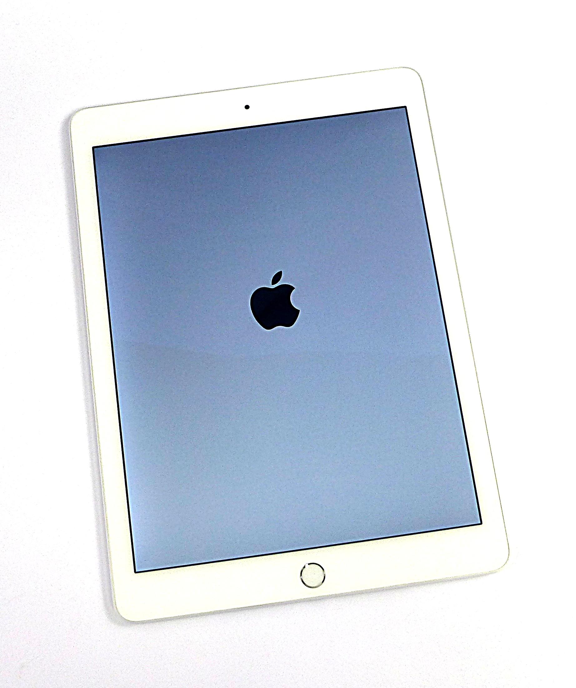 apple ipad air 2 wifi only 32gb 9 7 retina display silver. Black Bedroom Furniture Sets. Home Design Ideas