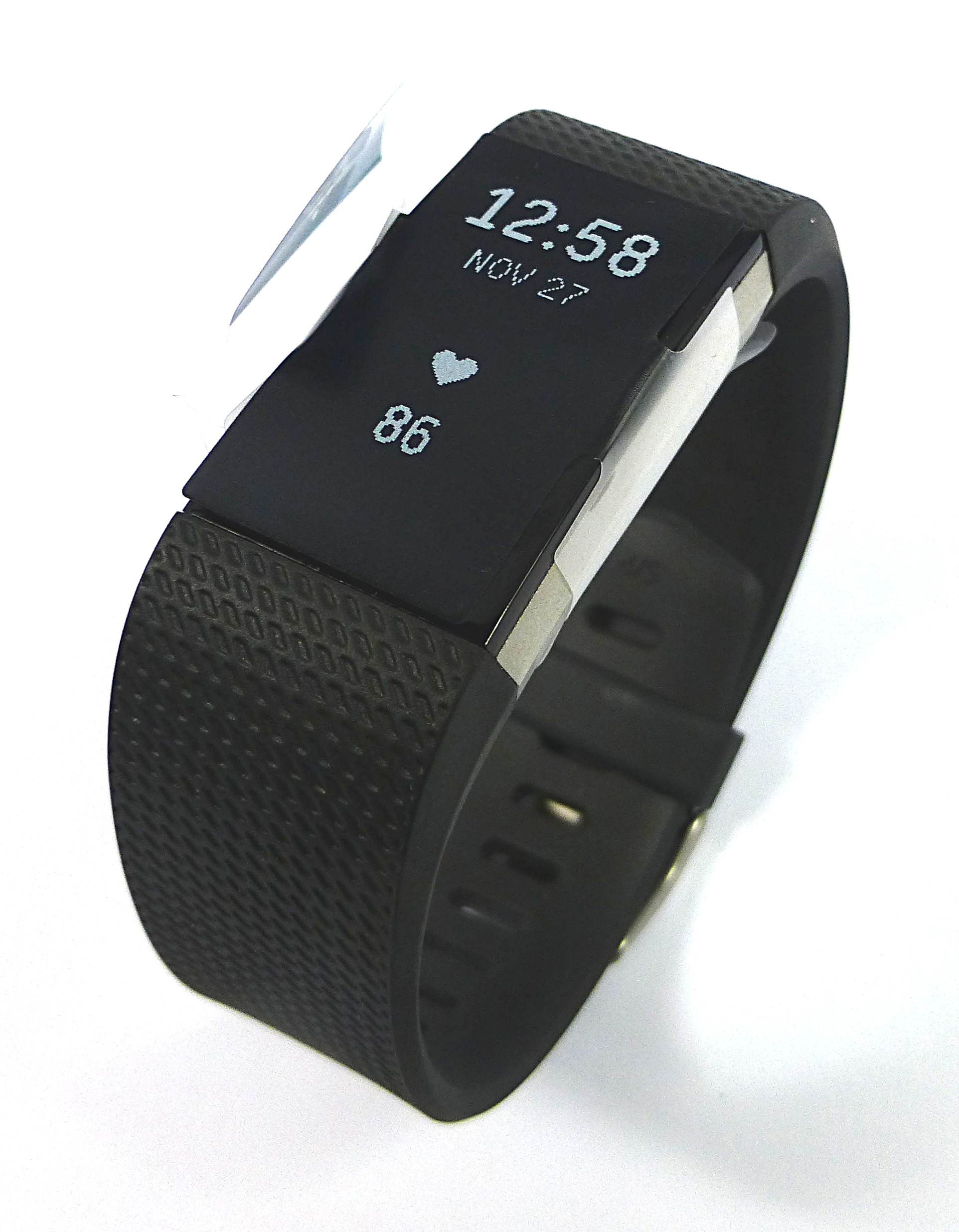fitbit charge 2 fitness activity tracker fb407sbkl eu. Black Bedroom Furniture Sets. Home Design Ideas