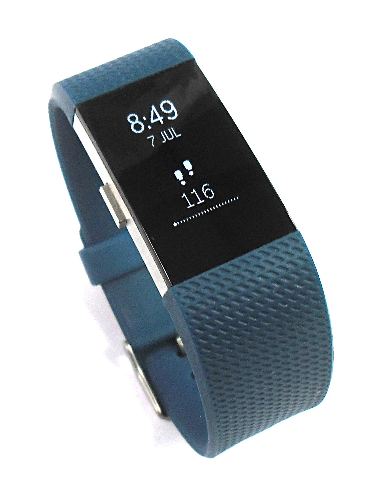 fitbit charge 2 fitness activity tracker fb407sbus eu. Black Bedroom Furniture Sets. Home Design Ideas