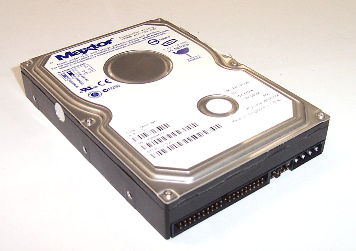 how to transfer data from old hard drive