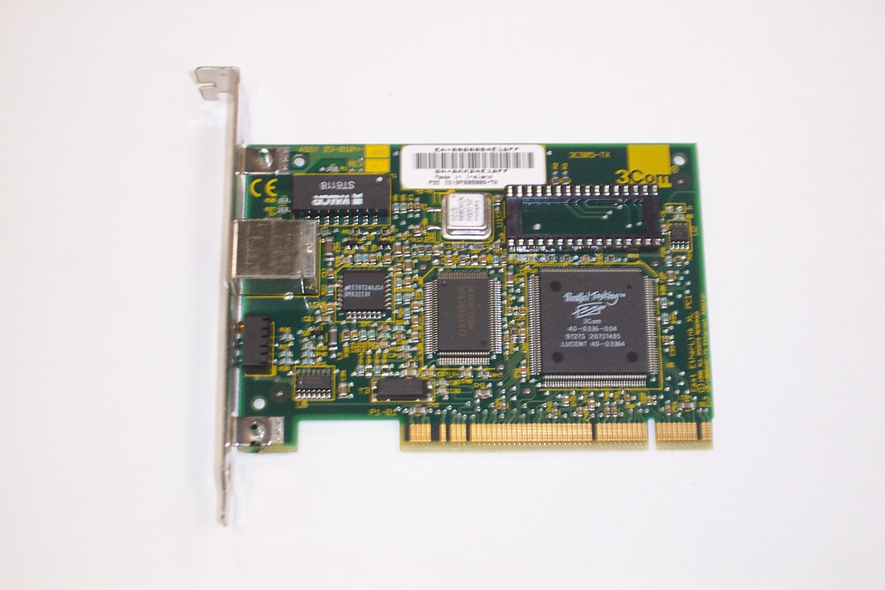Driver for 3Com Etherlink XL 10/100 3C905C-TX