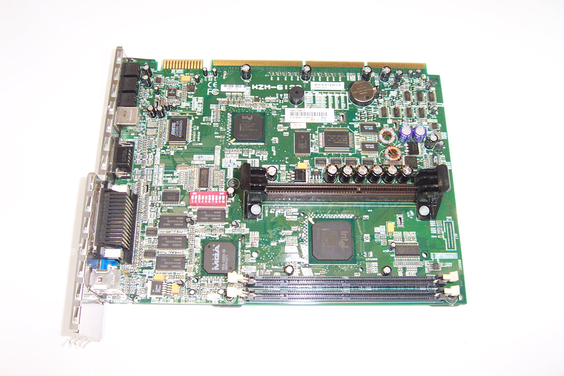 Kzm 6120 motherboard