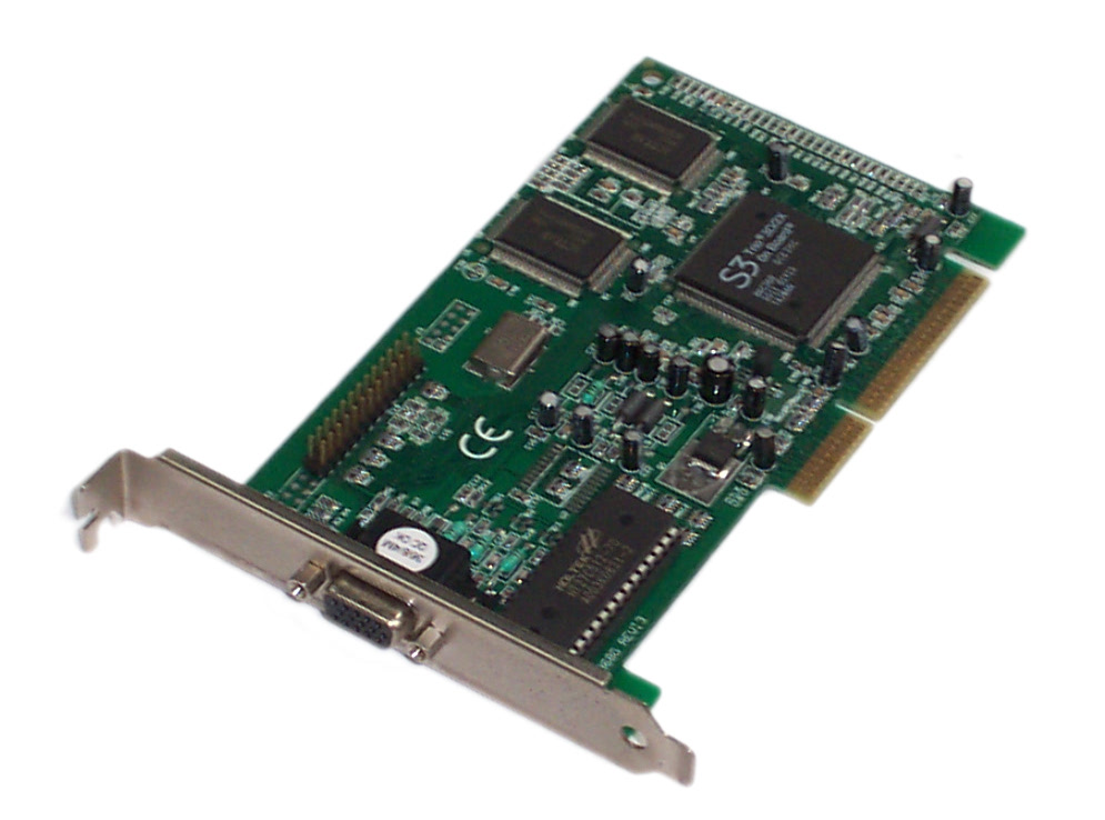 S3 SP368/4MB TRIO 3D 2X+/4MB 4MB AGP GRAPHICS CARD | eBay - photo#38