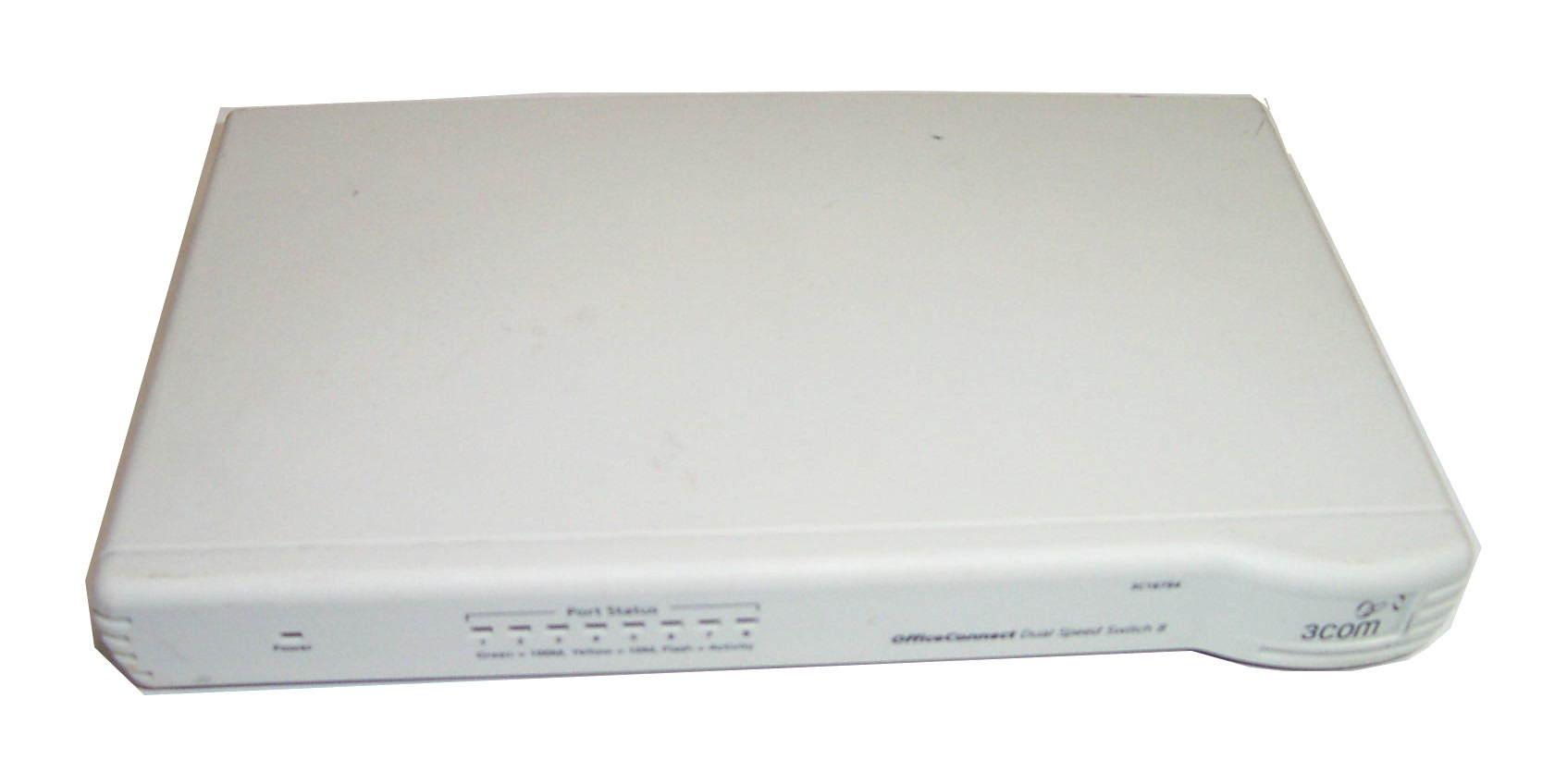 3com 3c16794 officeconnect dual speed 8 port switch no for 3 com switch