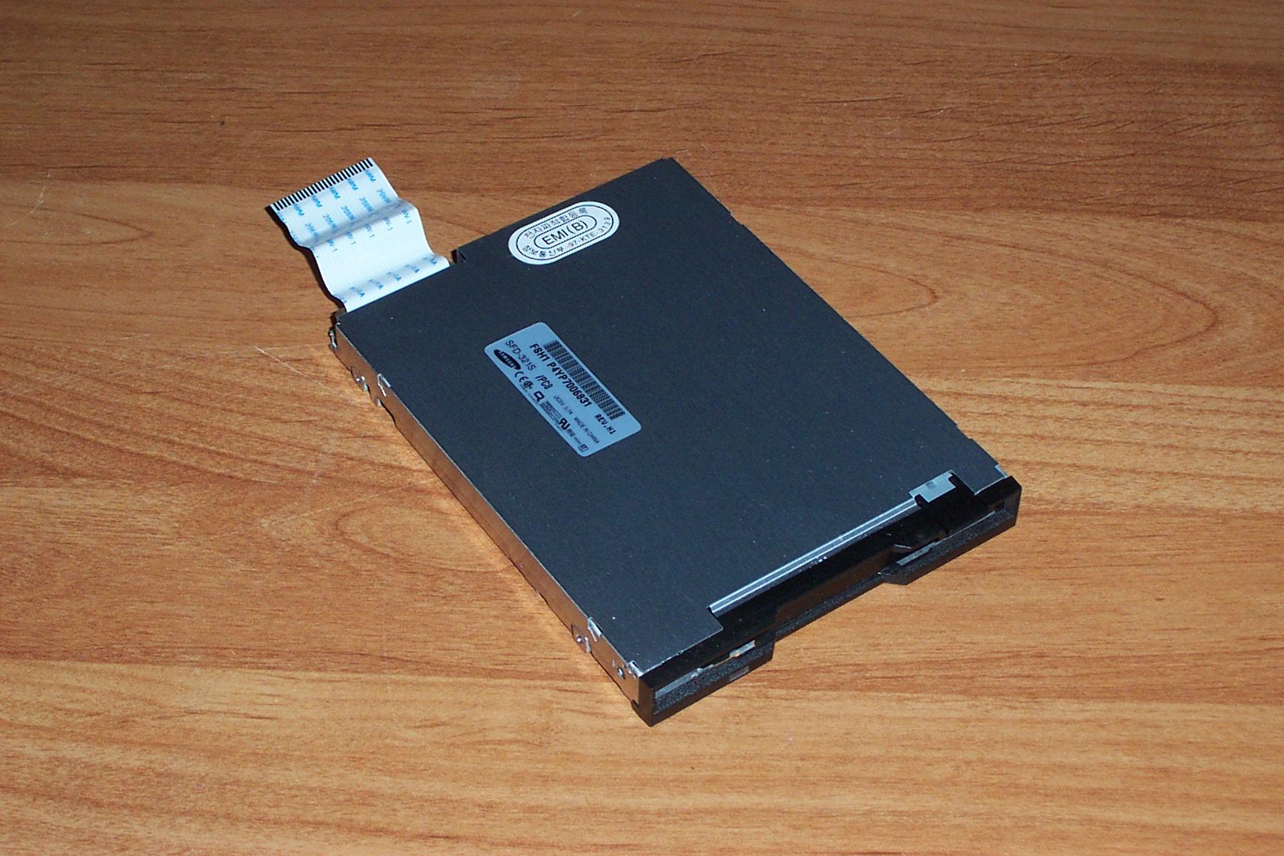 Usb floppy disk drive samsung sfd-321u