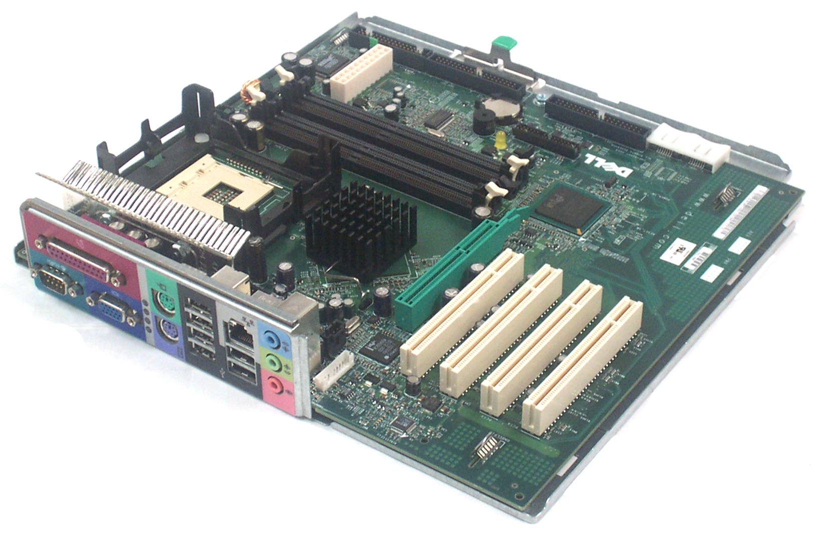 Dell Y1057 OptiPlex GX270 Mini Tower Model DHM Motherboard - Optiplex GX270 ...