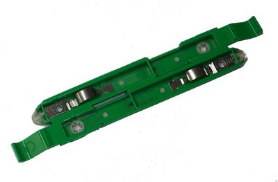 View Item Dell 87VYR OptiPlex Green Hard Drive Rails - 21TUG - with Screws