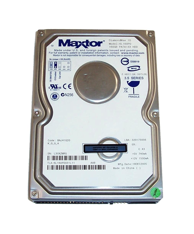 160gb maxtor:
