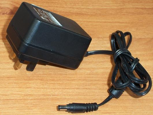 Yhi YS-1015-K12 12VDC 1.25A UK Plug AC Adapter- 5mm Barrel Connector Preview