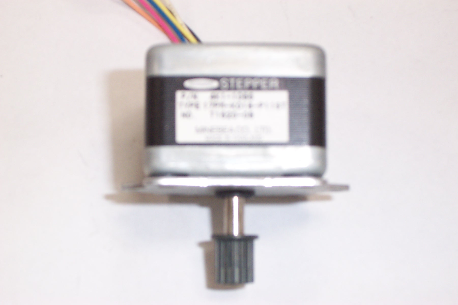 Minebea 17pm K018 P11st 1 8 Degree Stepper Motor Ebay