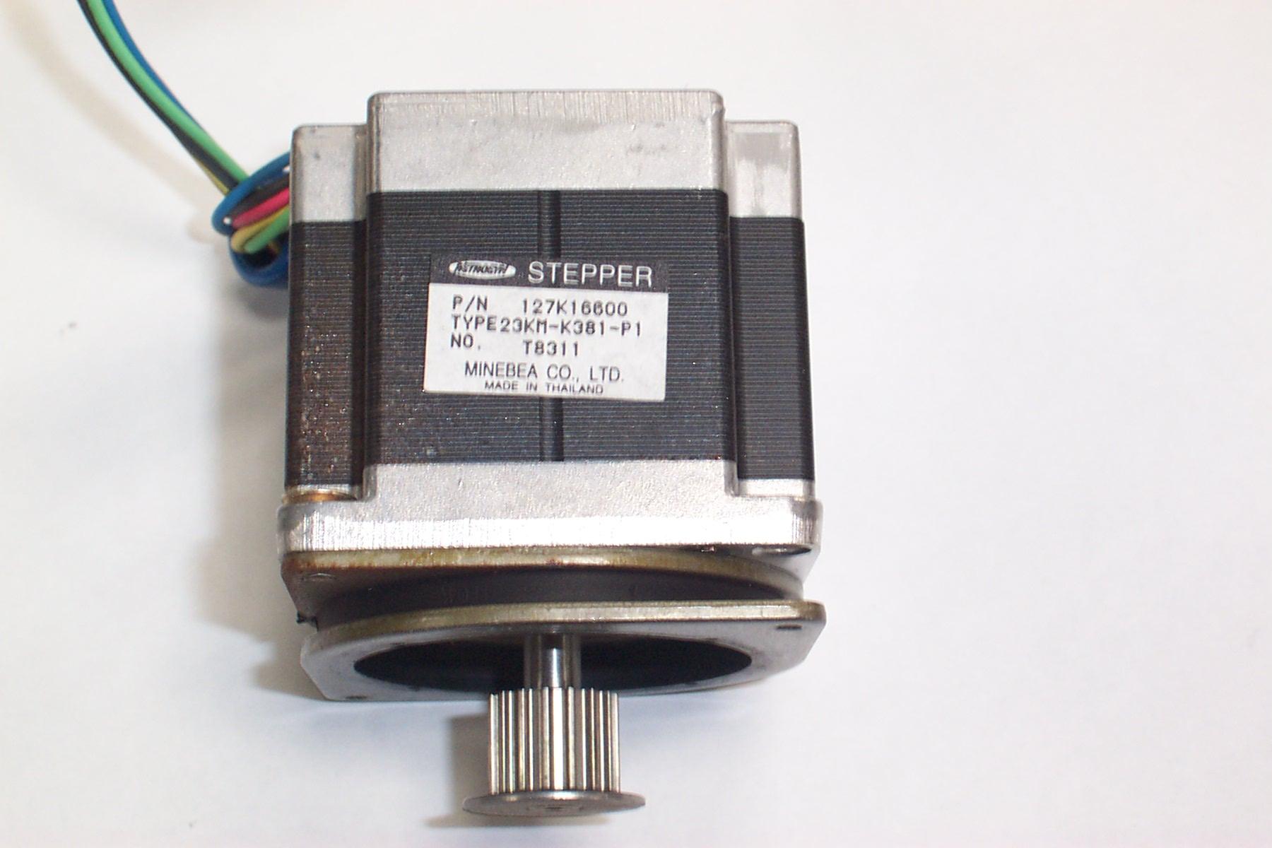 Minebea 23km K381 P1 Stepper Motor Ebay