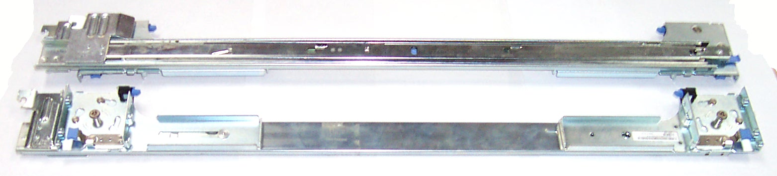 Dell WC369 / TC837 PowerEdge 2950 VersaRails Rack Mount Rails Enlarged Preview