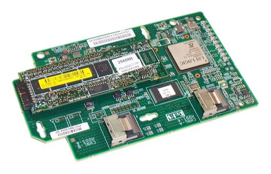 HP 399559-001 DL360 G5 Smart Array P400i 256MB SAS Card - SPS 412206-001 Preview