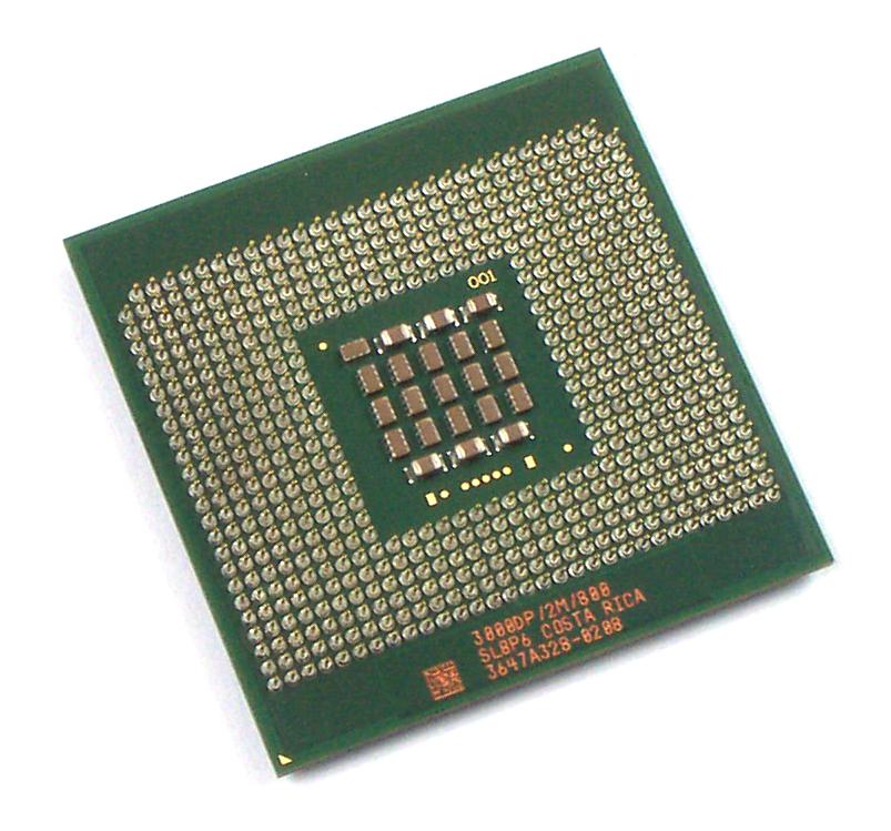 Intel Sl8p6 Xeon 3 00ghz 3000dp 2m Cache 800 Mhz Fsb