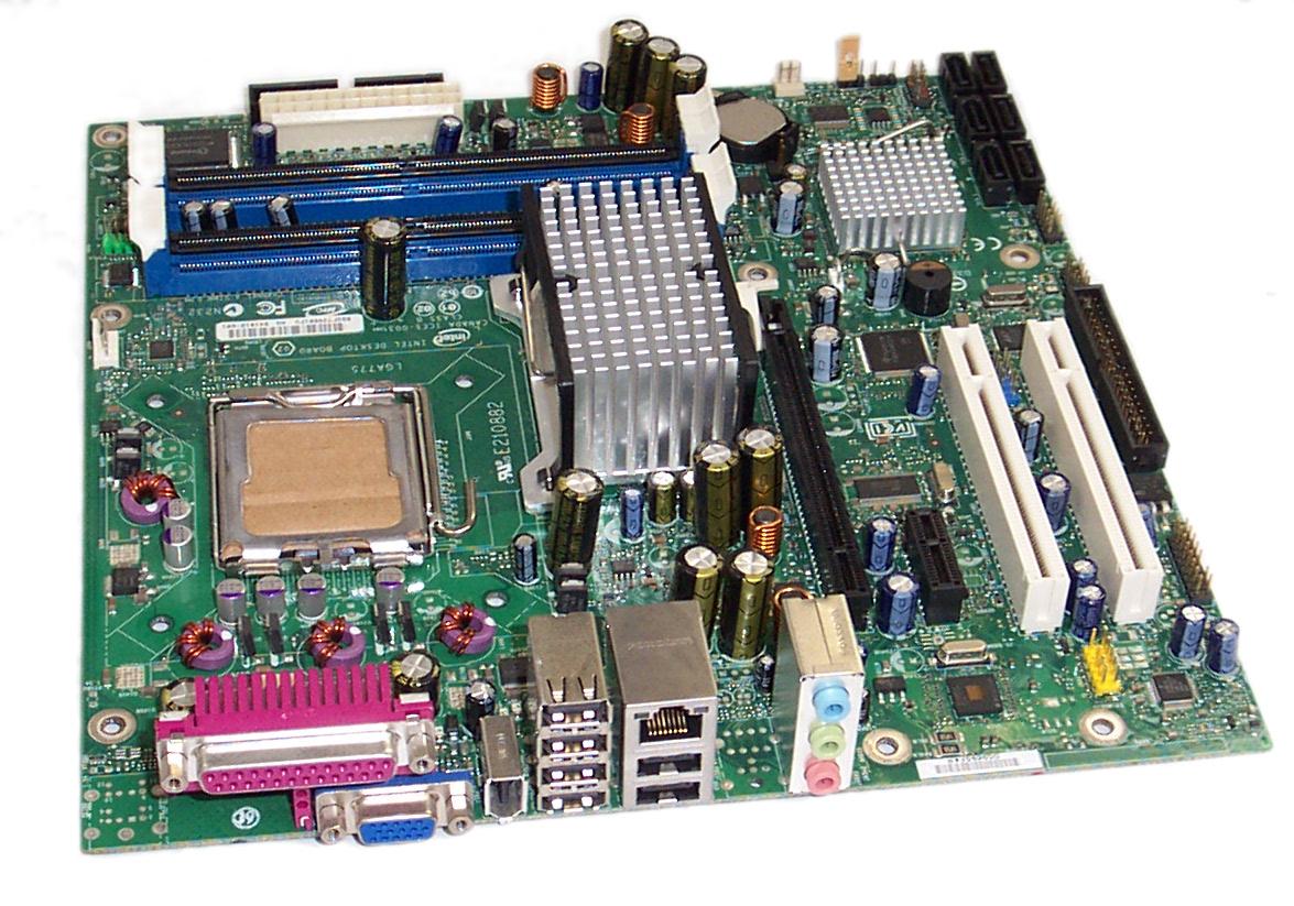 Intel dq965gf audio