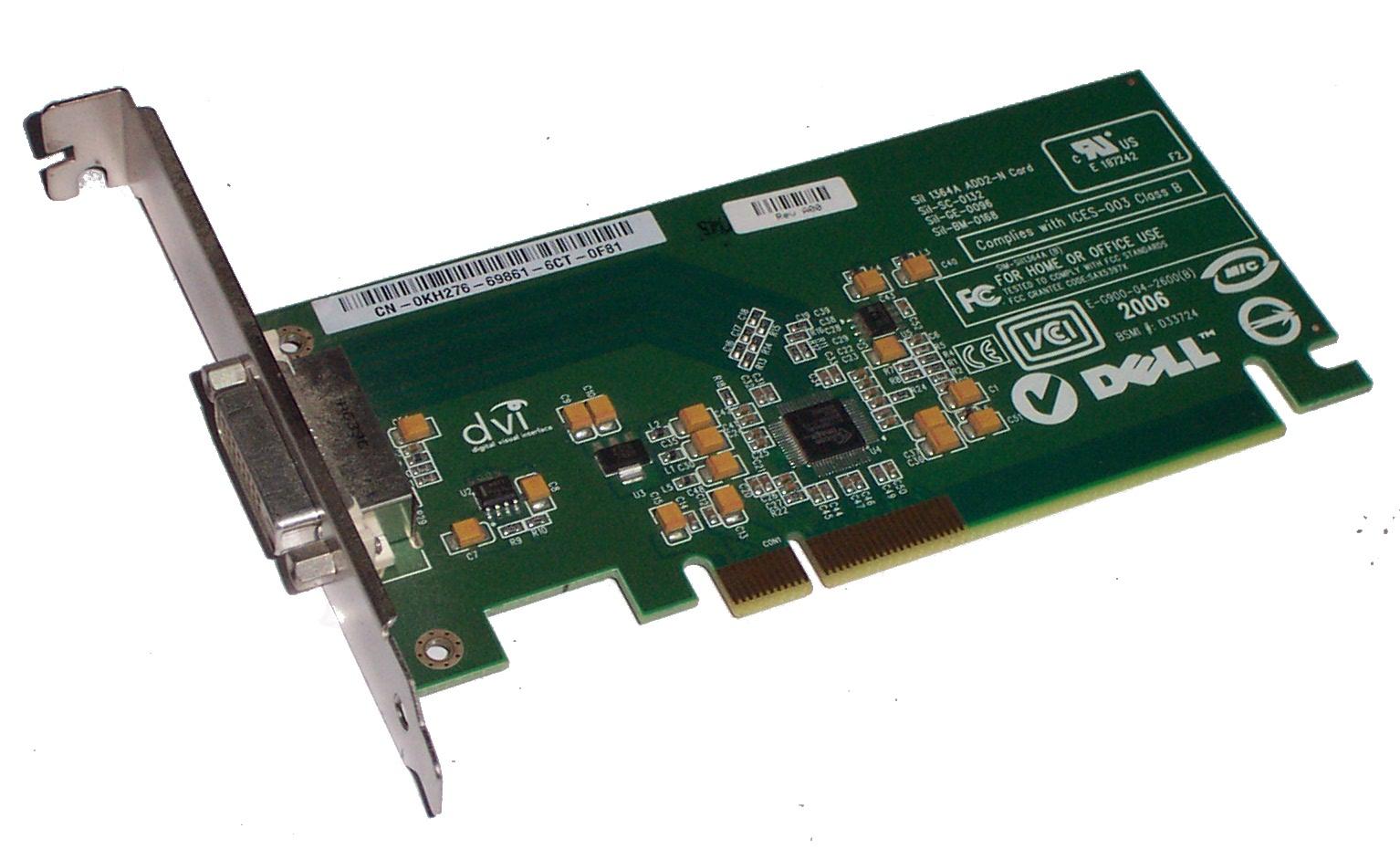 Graphics card for dell optiplex 745 desktop