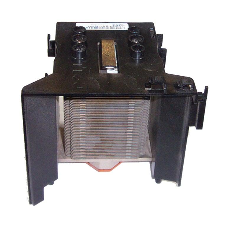 Dell J9761 OptiPlex 745 Mini Tower (Model: DCSM) Heatsink &amp ...