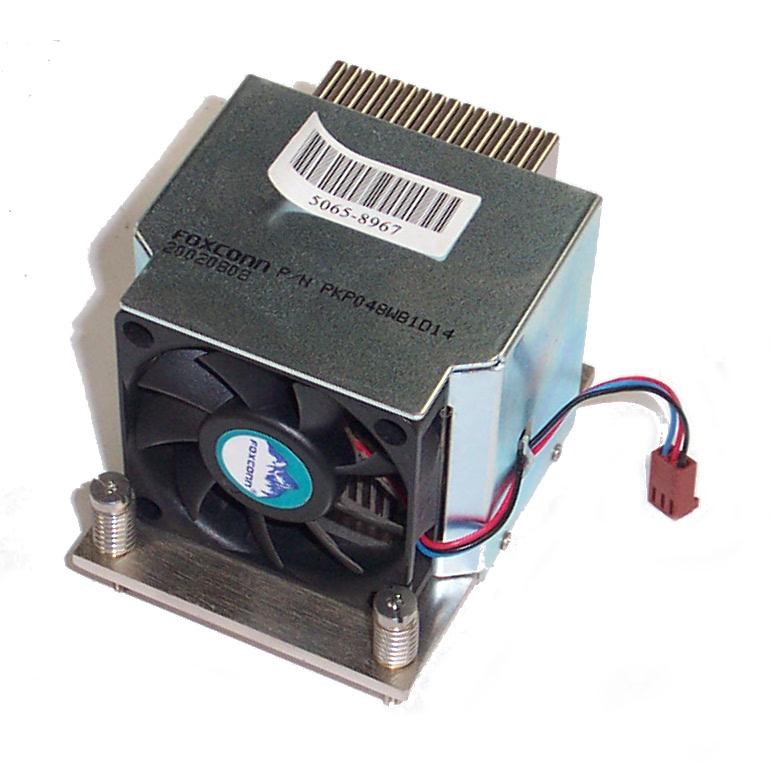 HP 5065 8967 Vectra VL420 Tower CPU Heat Sink Fan | eBay