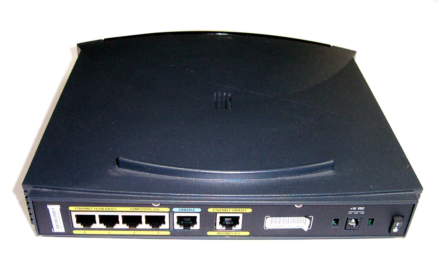 Cisco 800 Series Router