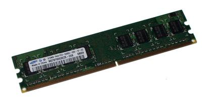View Item Samsung M378T6553EZS-CE6 512MB PC2-5300 CL5 DDR2 DIMM