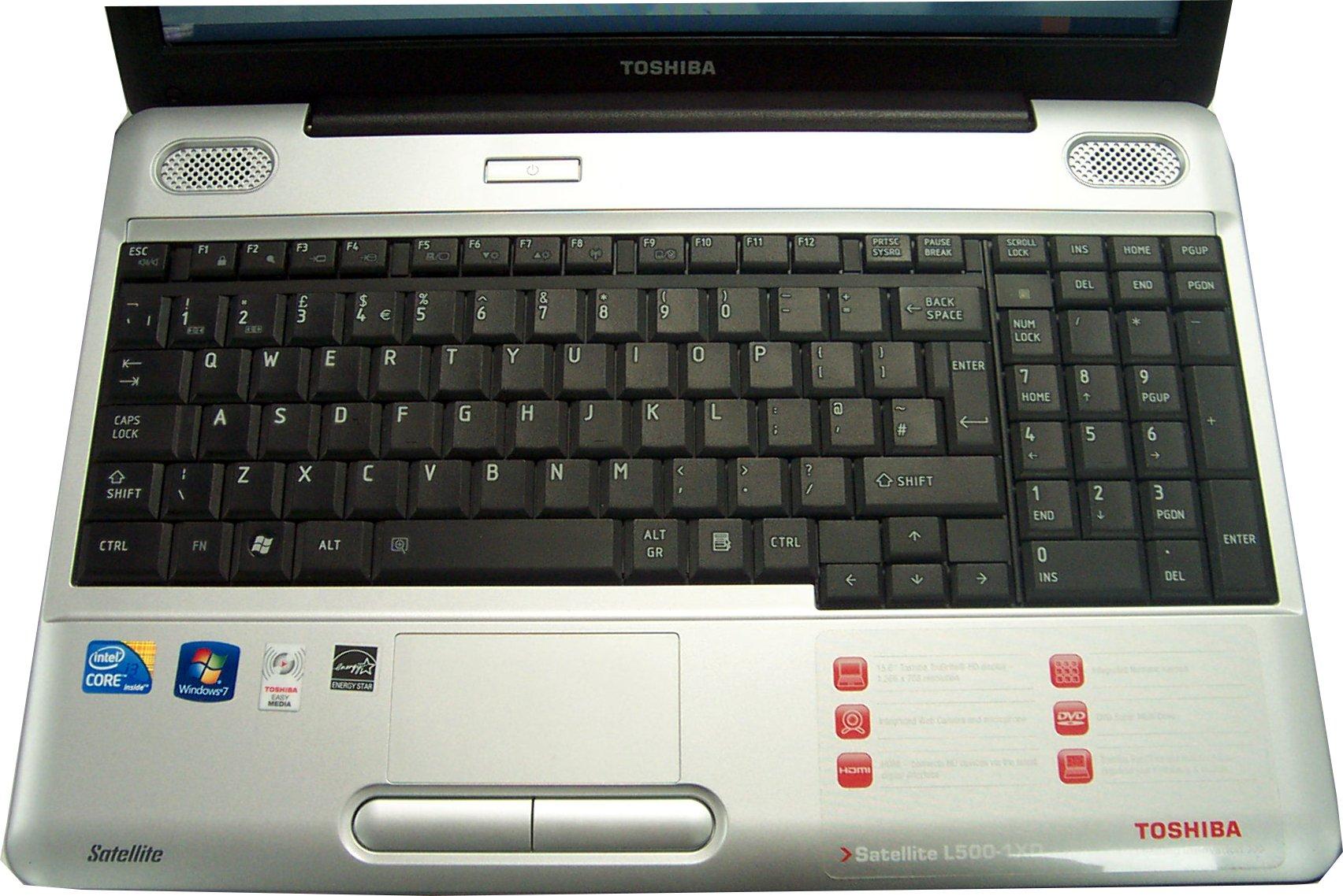 Ноутбук toshiba satellite l500-1z1 — купить, цена и характеристики.