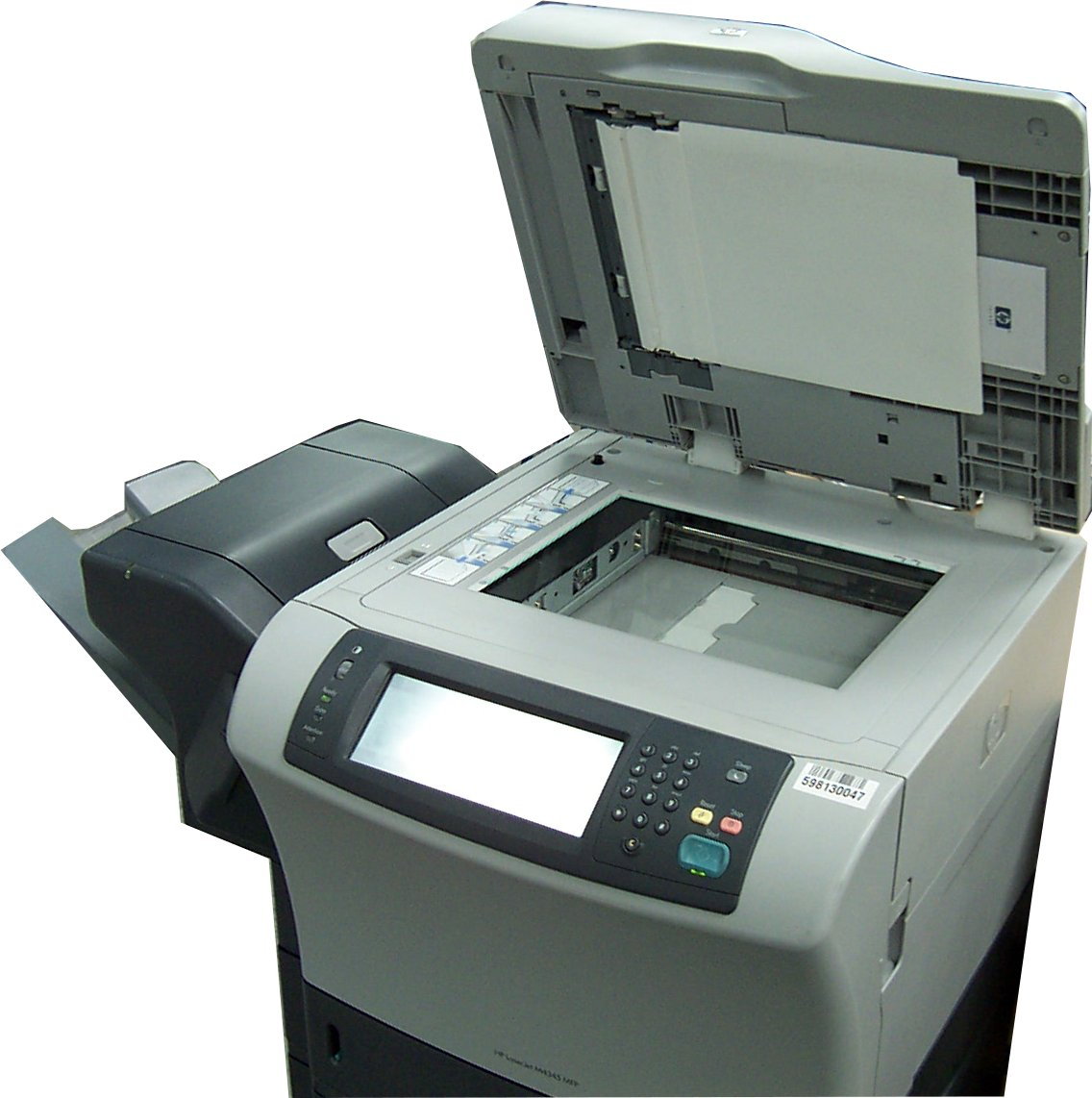 HP CB427A LaserJet M4345 MFP Multifunction Printer With Stand - P ...