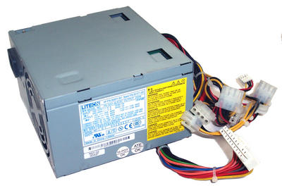 View Item HP 353011-001 dx2000 MT LiteOn 250W Power Supply SPS 351071-001 PS-5251-6LF